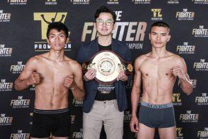 ผ่านตาชั่งทั้งคู่ จอมโว-เด่นนภา ลุยชิงแชมป์ WBA-ASIA