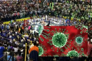 เซียนมวยงง ไม่มีอาการ แต่ติดเชื้อไวรัส โควิด-19