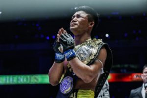 แชมป์มวยไทย